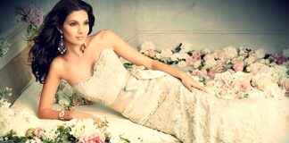 Find perfect wedding dress