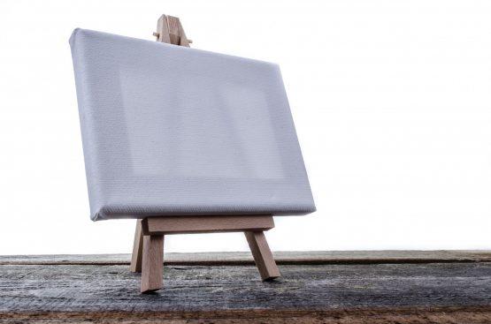 A Blank Canvas